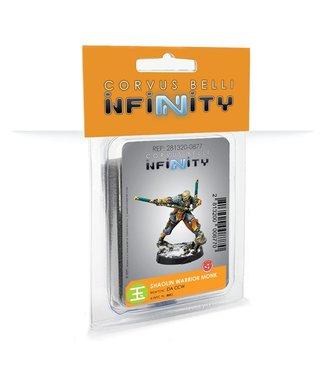 Infinity Pre-order: Shaolin Warrior Monk (DA CCW)