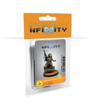 Infinity Mukthar, Active Response Unit (Hacker)