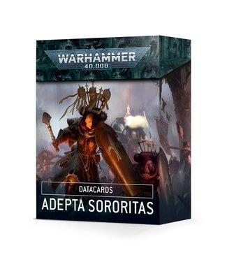 Warhammer 40.000 Datacards: Adepta Sororitas