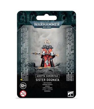 Warhammer 40.000 Sister Dogmata
