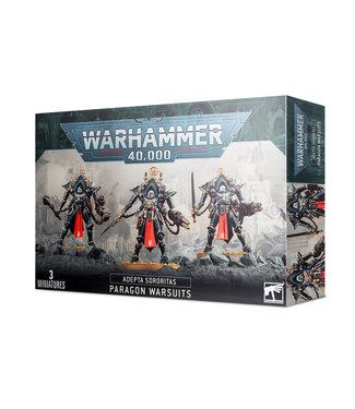 Warhammer 40.000 Paragon Warsuits