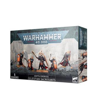 Warhammer 40.000 Celestian Sacresants