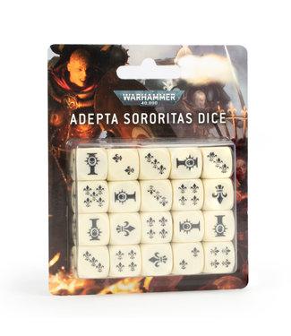 Warhammer 40.000 Adepta Sororitas Dice Set
