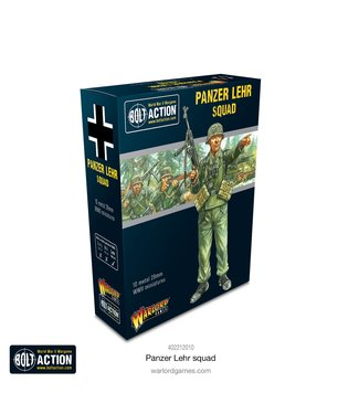 Bolt Action Pre-order: Panzer Lehr Squad