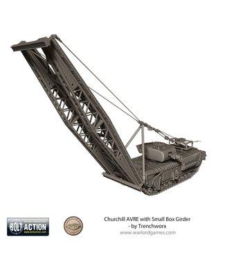 Bolt Action Churchill AVRE with Small Girder Bridge