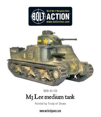 Bolt Action M3 Lee