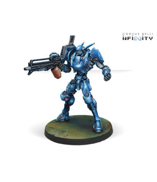 Infinity Squalo. Armored Heavy Lancers of the Armored Cavalry