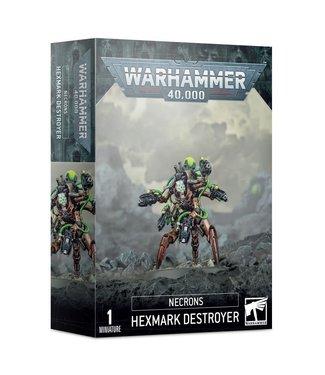 Warhammer 40.000 Necrons Hexmark Destroyer