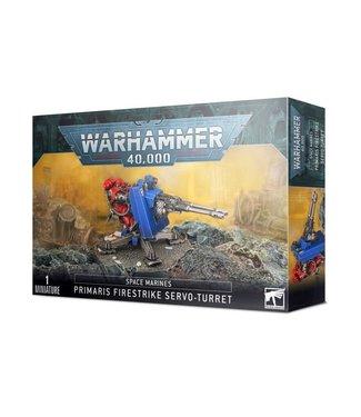 Warhammer 40.000 Primaris Firestrike Servo-turret