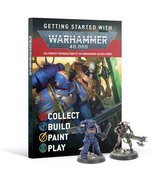 Warhammer 40.000 Getting Started With Warhammer 40,000