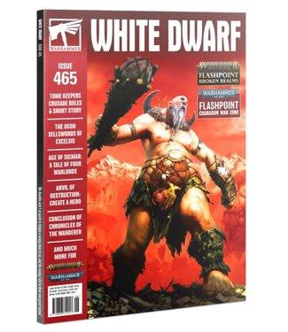 White Dwarf White Dwarf 465