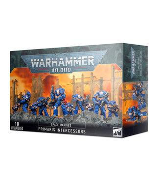 Warhammer 40.000 Primaris Intercessors