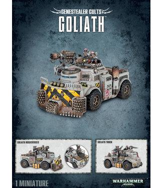 Warhammer 40.000 Goliath Truck / Rockgrinder