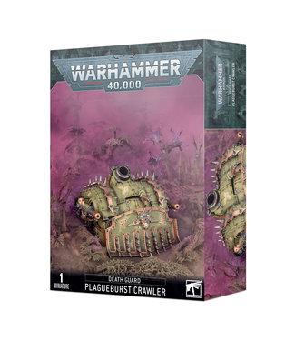 Warhammer 40.000 Plagueburst Crawler