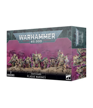 Warhammer 40.000 Plague Marines