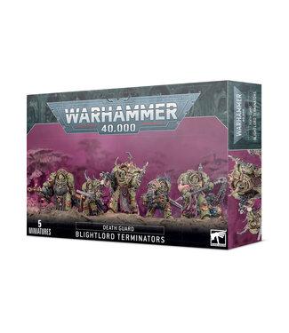 Warhammer 40.000 Blightlord Terminators