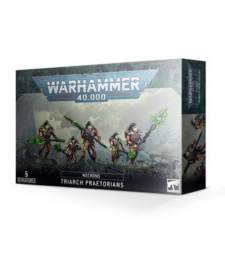 Warhammer 40.000 Necrons Triarch Praetorians / Lychguard
