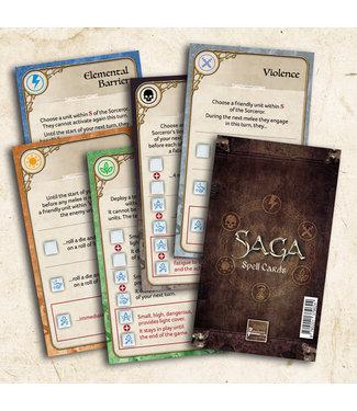 Saga SAGA Age Of Magic Spell Cards