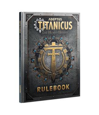 Adeptus Titanicus Adeptus Titanicus: The Horus Heresy – Rulebook