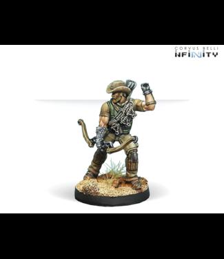 Infinity Hardcases, 2nd Irregular Frontiersmen Battalion (Tactical Bow)