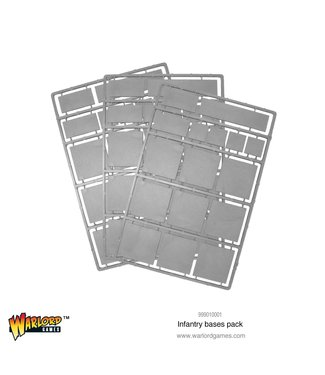 Warlord Games Infantry bases pack