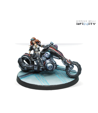 Infinity Penthesilea Amazon Biker Special Edition