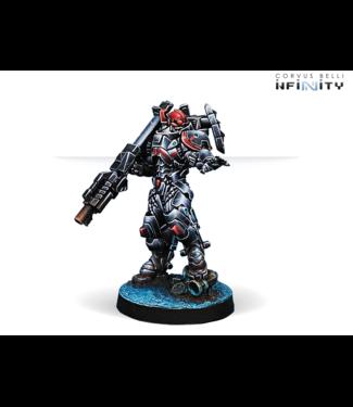 Infinity Rodok, Armed Imposition Detachment (Missile Launcher)