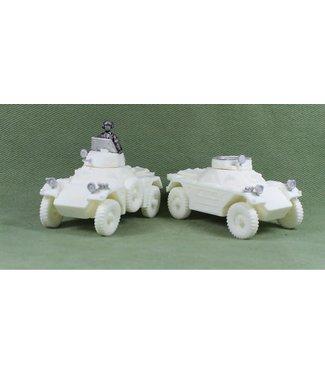 Empress Miniatures Ferret Armoured Car