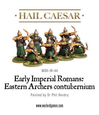 Warlord Games Early Imperial Romans: Eastern Auxiliary Archers