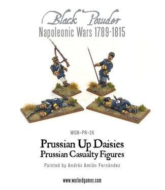 Black Powder Prussian Landwehr Casualties 1813-1815