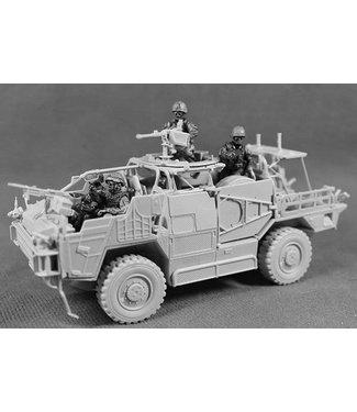 Empress Miniatures British Vehicle Crew (BRIT16)