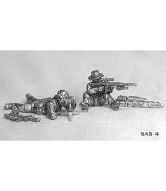 Empress Miniatures SAS Sniper Team (SAS4)
