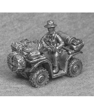 Empress Miniatures SAS Quad (SAS5)