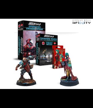 Infinity Operation: Crimson Stone - Exclusive Bundle