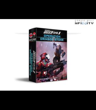 Infinity Pre-order: Operation: Crimson Stone