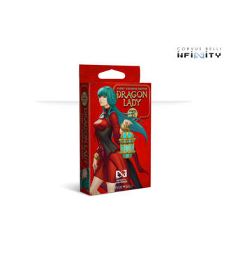Infinity Dragon Lady Event Exclusive Edition