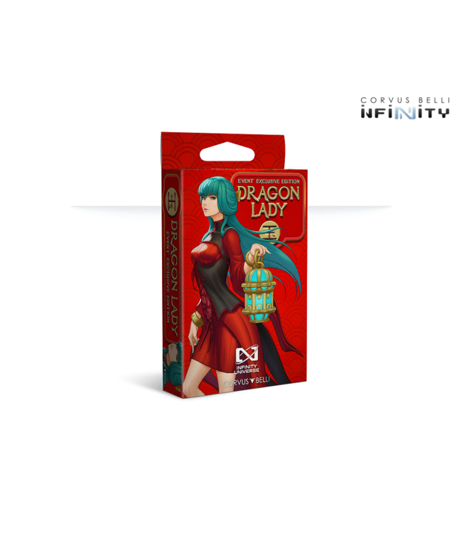 Infinity Pre-order: Dragon Lady Event Exclusive Edition
