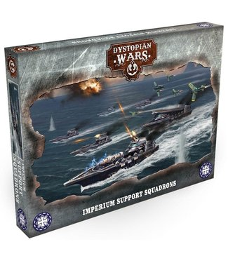 Dystopian Wars Imperium Support Squadrons