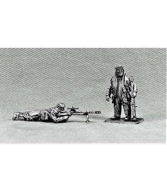 Empress Miniatures Middle Eastern Sniper (ME1)