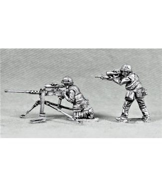 Empress Miniatures USMC .50 HMG and Sniper (NAM20)