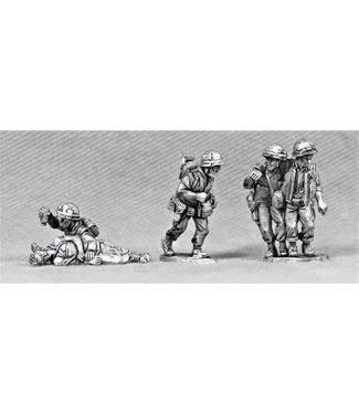 Empress Miniatures USMC Corpsmen and Casualties (NAM21)