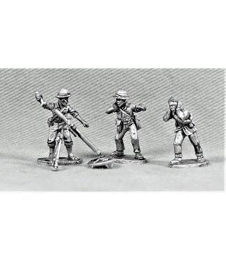 Empress Miniatures North Vietnamese Army Mortar Team (NVA16)
