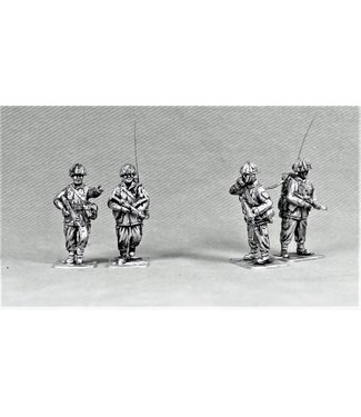 Empress Miniatures British Command Groups (BAOR13)