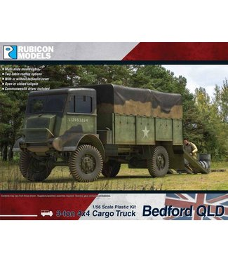 Rubicon Models Bedford QLD Cargo Truck