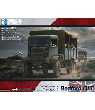 Rubicon Models Bedford QLT Troop