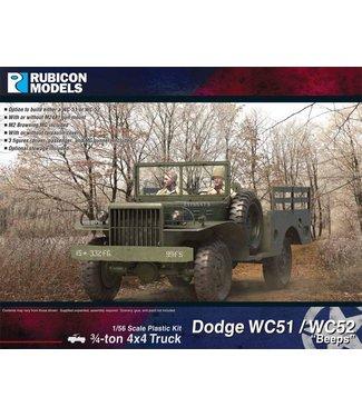 Rubicon Models Pre-order: Dodge WC51/WC52