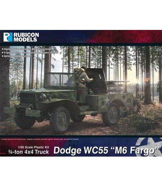 Rubicon Models Dodge WC55