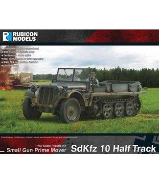 Rubicon Models Pre-order: SdKfz 10 Half Track