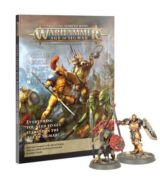 Age of Sigmar Pre-order: Getting Started With Warhammer Age of Sigmar