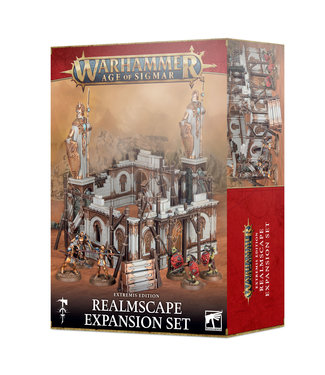 Age of Sigmar Pre-order: Age of Sigmar: Extremis Edition – Realmscape Expansion Set